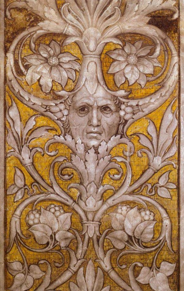АНДРЕА МАНТЕНЬЯ Автопортрет. 1465–1474