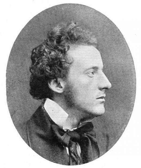Джон Эверетт Миллес. 1854