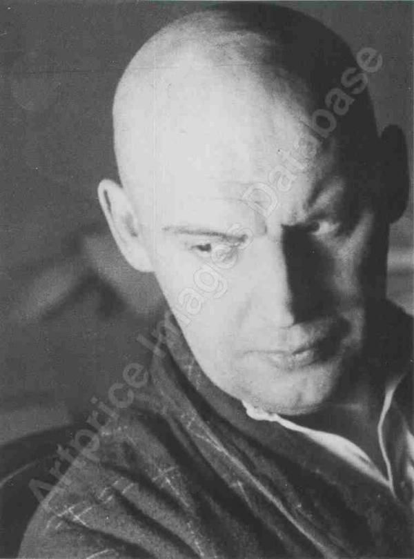 ЕЛЕАЗАР ЛАНГМАН Александр Родченко. Около 1929