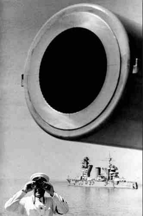 ЯКОВ ХАЛИП Балтийский флот. Наблюдение. 1937