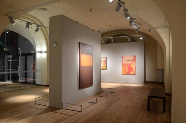 Экспозиция Rothko Center