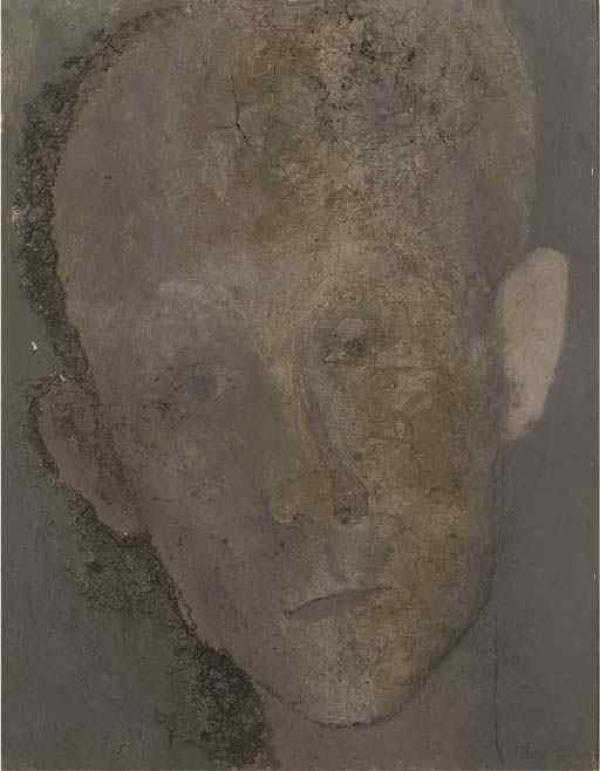 Павел ЧЕЛИЩЕВ Автопортрет. Ок. 1928