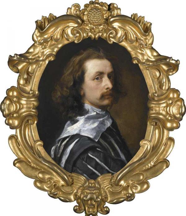 Антонис ван ДЕЙК Автопортрет. 1640
