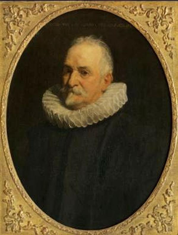 Антонис ван ДЕЙК Портрет старика.1613