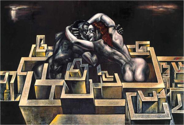 Л.ПОЛИЩУК и С.ЩЕРБИНИНА Лабиринт. 1989–1997