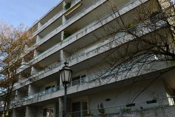 Дом в Мюнхене, где в квартире Корнелиуса Гурлитта была найдена коллекция «дегенеративного» искусства стоимостью до миллиарда евро