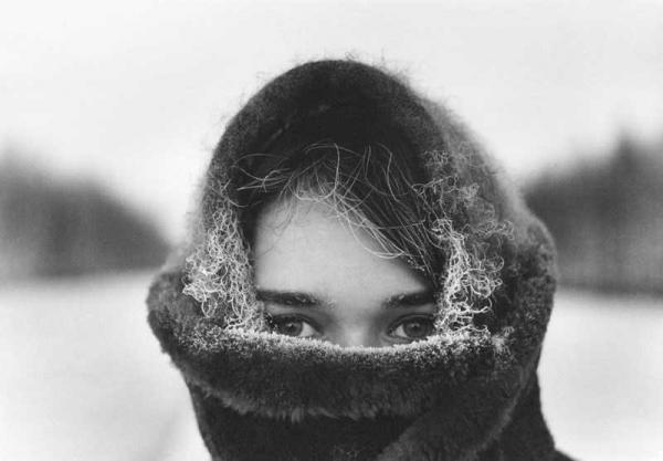 ЮРИЙ ЛУНЬКОВ Зима. 1965