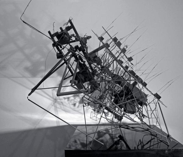 Дмитрий КАВАРГА Наблюдатель сложности. Из серии «Оболочки смысловых  конструкций»