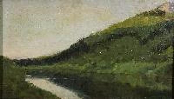 Тихая речка. 1899