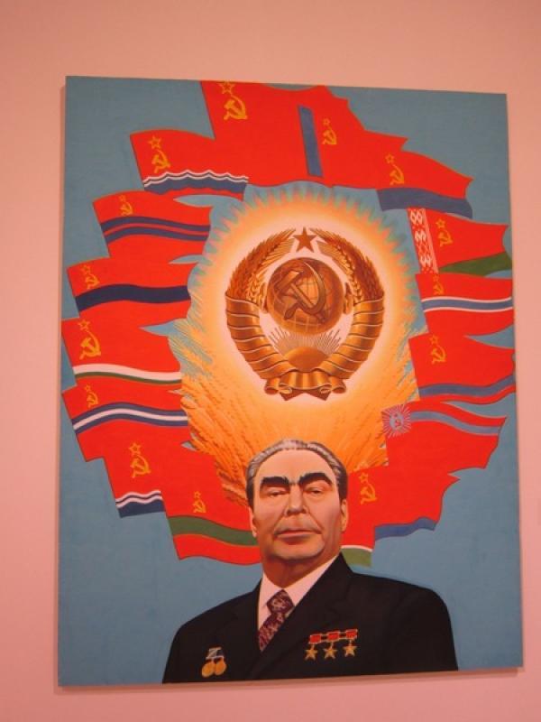 Эрик  БУЛАТОВ Советский космос. 1977