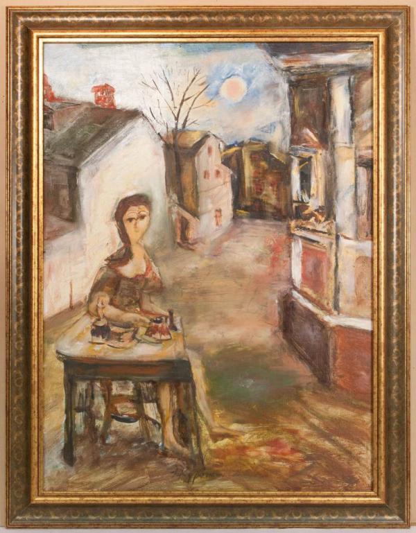 КУРОЧКИН Эдуард Степанович (1938–2014) На улице