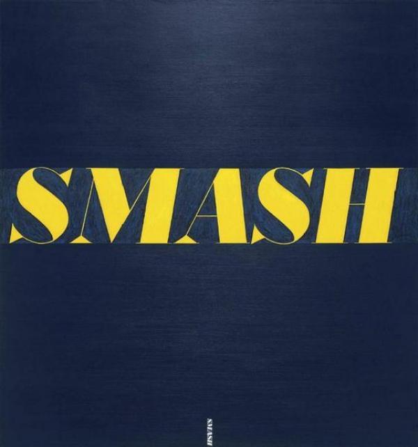 ЭД РУШЕЙ Smash. 1963