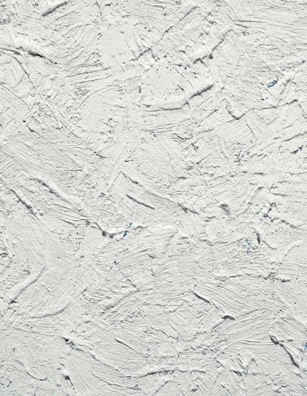 7. ЯЁИ КУСАМА Белый № 28. 1960 Холст, масло. 147,6 × 111,1