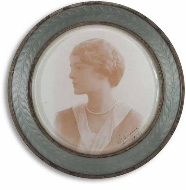 Портрет Ирины Юсуповой,  урожденной принцессы крови Ирины Александровны. 1914