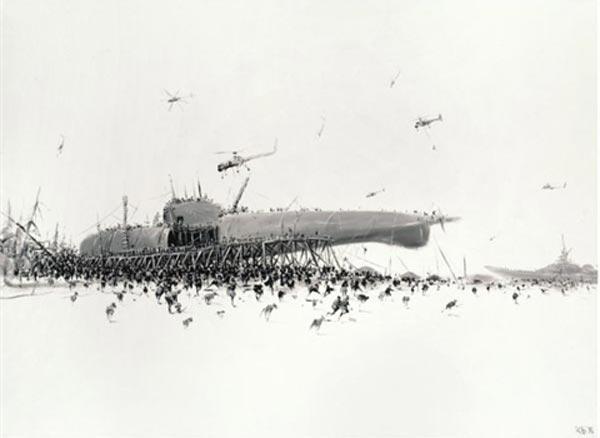 КОНСТАНТИН БАТЫНКОВ Подводная лодка. 2007