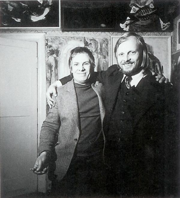 Александр Арефьев и Юрий Жарких