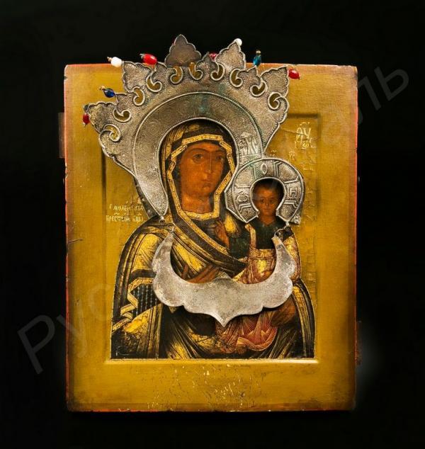 Икона «Богоматерь Смоленская»
