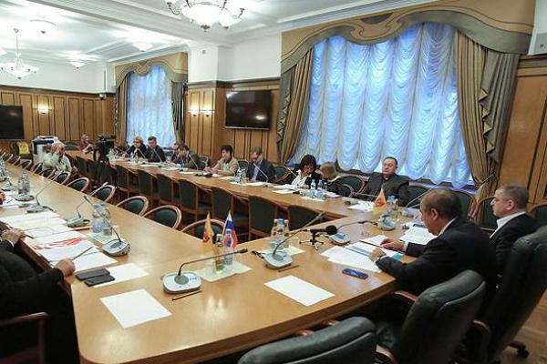 Заседание рабочей группы Комитета по вопросам собственности, посвященное обсуждению проекта закона «Об обороте культурных ценностей в Российской Федерации»
