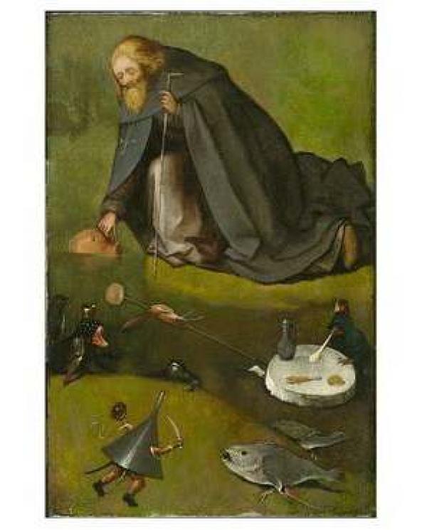 Искушение святого Антония. Около 1500–1510