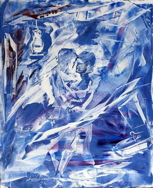 Владимир ДЖАНИБЕКОВ 1991