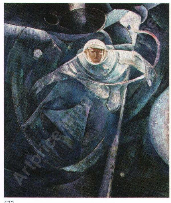 Алексей ЛЕОНОВ Космическая прогулка. 1971