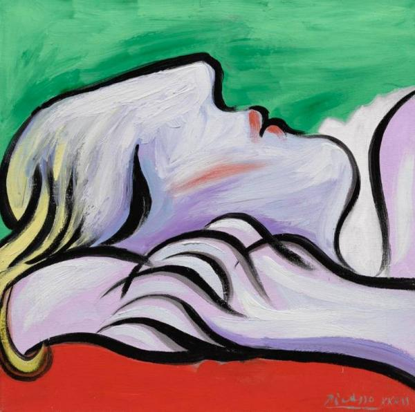 Бывшая жена миллиардера Билла Гросса подменила картину Пикассо в их доме копией, а муж и не заметил