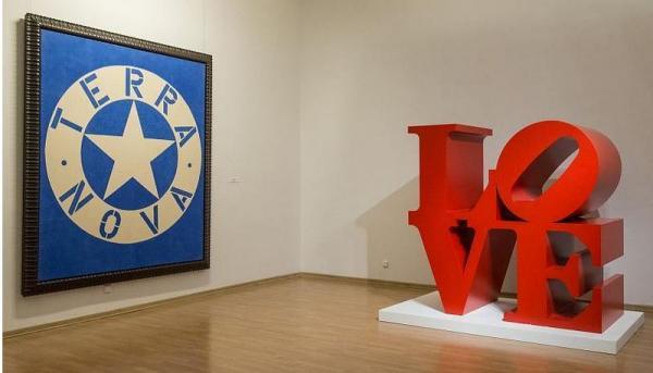 Умер Роберт Индиана — автор знаменитой скульптуры LOVE