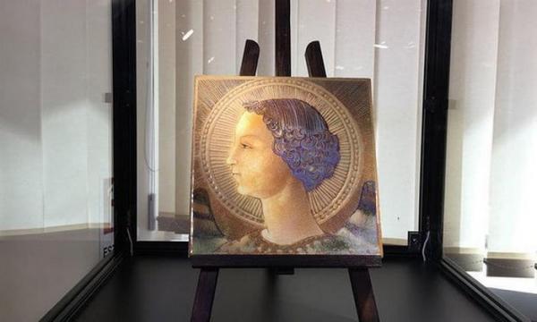 Обнаружена самая ранняя работа Леонардо?