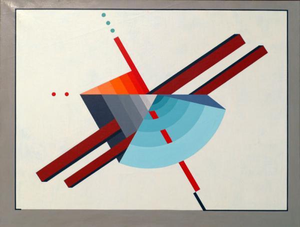 Умер художник неофициального искусства Борис Бич