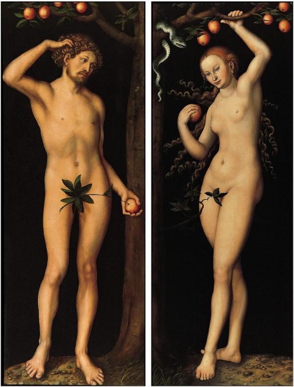 Музей Нортона Саймона не лишат диптиха Лукаса Кранаха Старшего