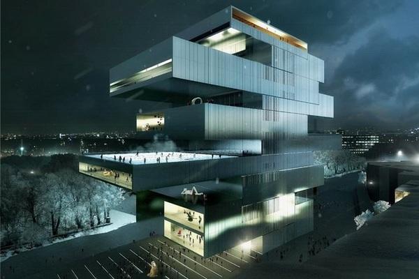 Власти отказались от строительства нового музея современного искусства в Москве