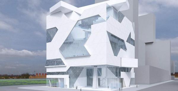 В Москве начали строить филиал Эрмитажа