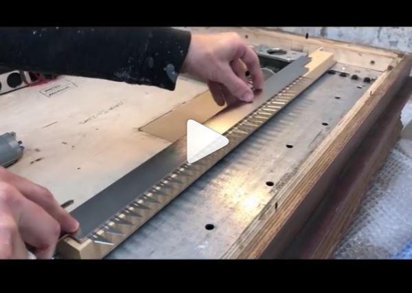 Стал известен автор самого дорогого шредера в мире