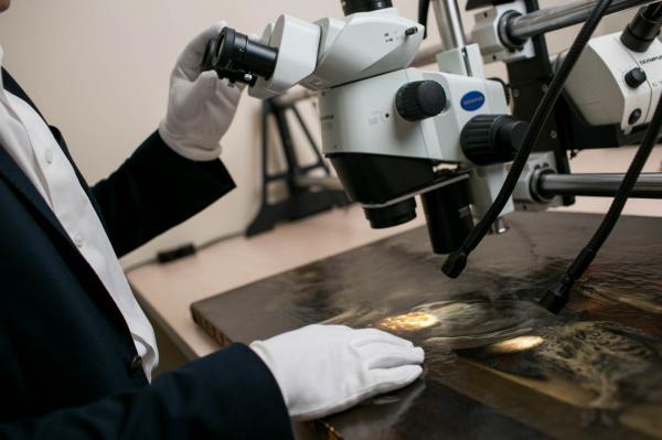 Конференция «Передовые достижения в области технико-технологической экспертизы для определения подлинности произведений искусства»
