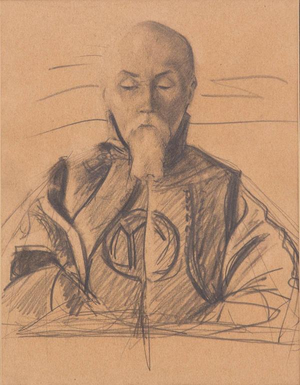 Скоро на аукционе «Русская Эмаль»: Святослав и Николай Рерихи