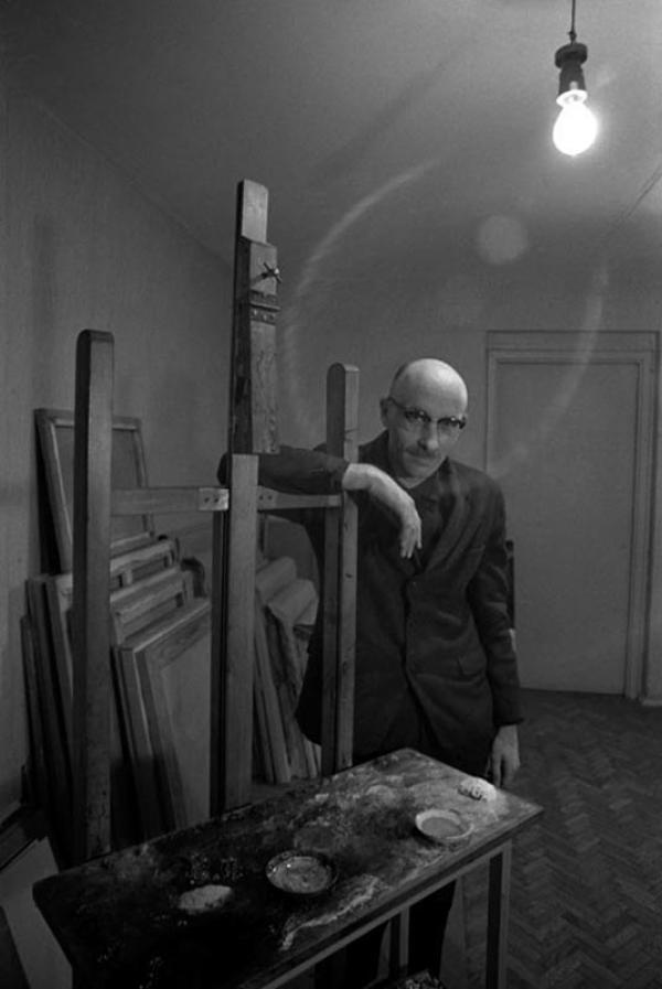 Оскар Яковлевич Рабин. 02.01.1928 — 07.11.2018