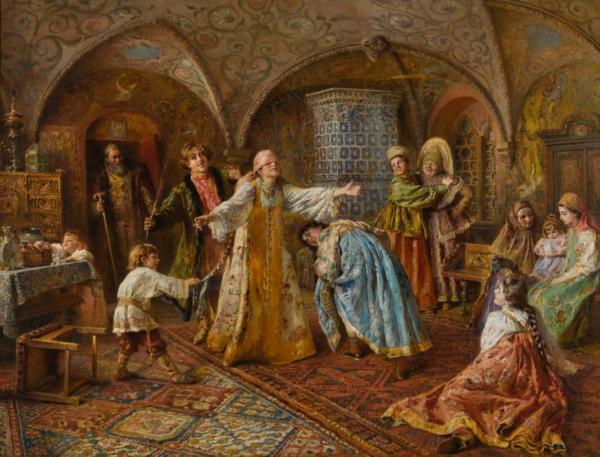 Обновились рейтинги AI мировых и русских художников