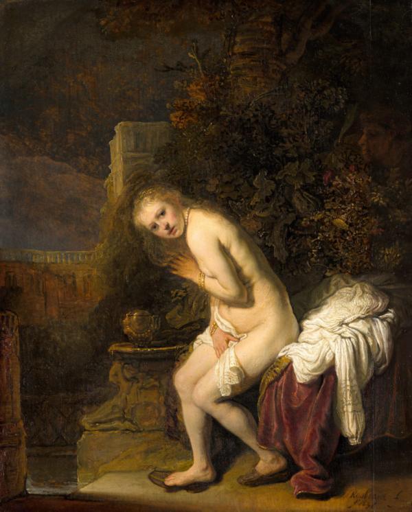 Учёные раскрыли секрет яркости картин Рембрандта