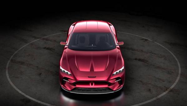 Italdesign представила концепт автомобиля «Да Винчи»