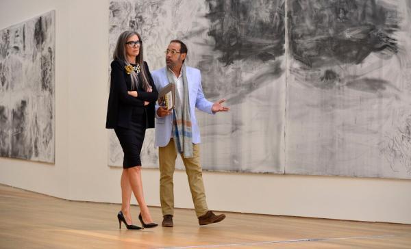 Комедия о мире искусства «Шедевр» только что вышла в российский прокат
