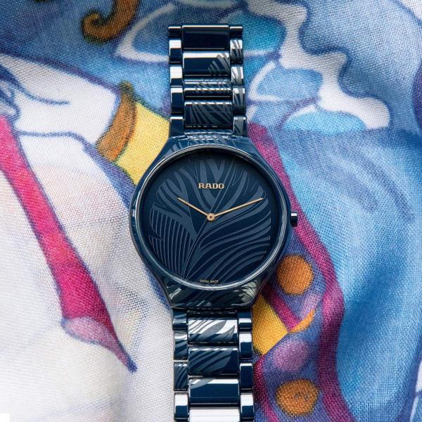Rado выпустило часы с дизайном русской художницы