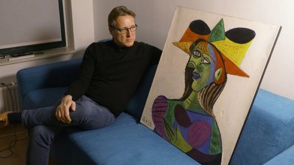 Портрет Пикассо, украденный с яхты саудовского шейха, нашли 20 лет спустя