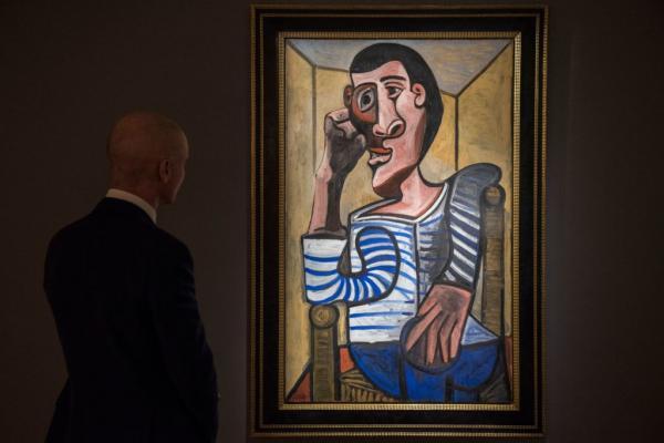 Новый поворот в деле о пострадавшем «Моряке» Пикассо