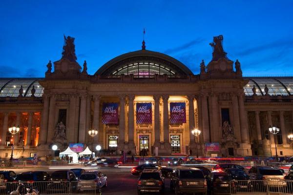 Ярмарка Art Paris объявила о начале сотрудничества с Artsy