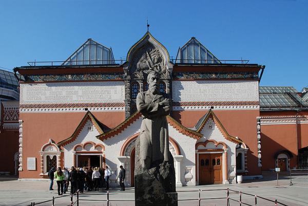 Государственная Третьяковская галерея и другие музеи Москвы откроются для посетителей на следующей неделе