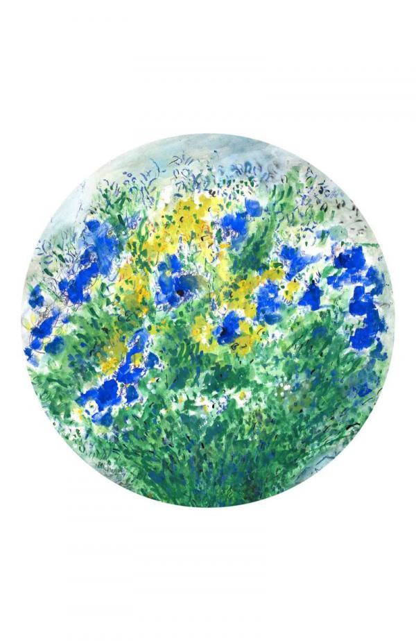 Лиможский сервиз с работами Марка Шагала — специально для России