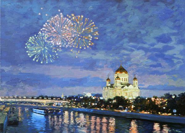 КОЖИН СЕМЁН ЛЕОНИДОВИЧ День города. 2009