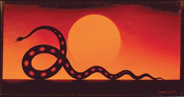 НИКОЛАЙ ВЕЧТОМОВ Лунный змей. 1988 Источник: http://www.rcart.net
